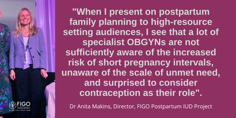 Family Planning in high-income settings