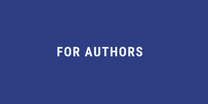 For Authors Spotlight