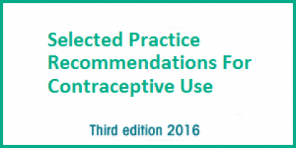 Best practice for contraception use
