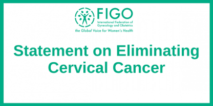 Statement on Eliminating Cervical Cancer
