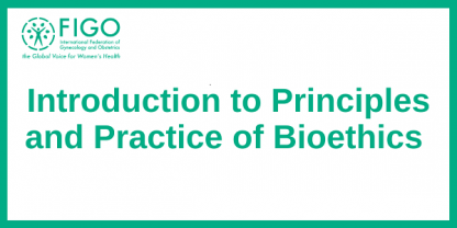 Principles and Practice of Bioethics