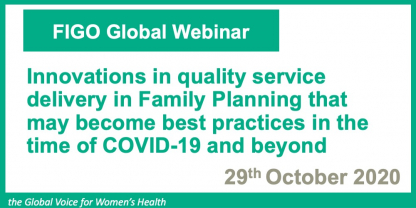 Family Planning webinar graphic