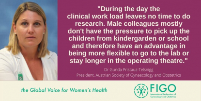 Oncology and women's health in Austria
