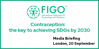 Contraception the key to achieve SDGs by 2030