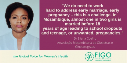 Women's Health in Mozambique