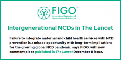 Intergenerational NCDs in the Lancet