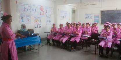 Midwives Bangladesh