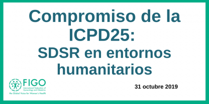 ICPD Spanish - refugees