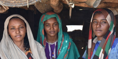 Women in Sudan