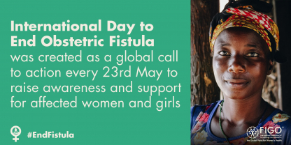 International day to end Obstetric Fistula