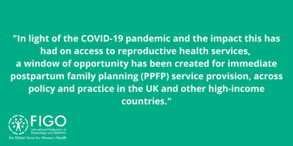 Covid 19 Impact on reproductive health services
