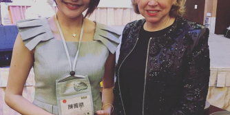 Dr. Ching-Hui Chen_chief of gynecology and infertility specialist Taipei Medical University Hospital_with Jeanne Conry.JPG