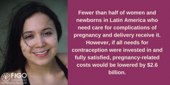 Investing in women's health South America