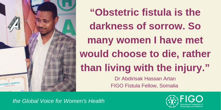 Twitter - obstetric fistula is the darkness of sorrow.png