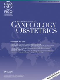 international journal gynecology obstetrics